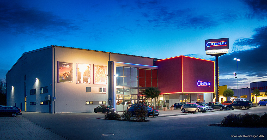 Cineplex Memmingen